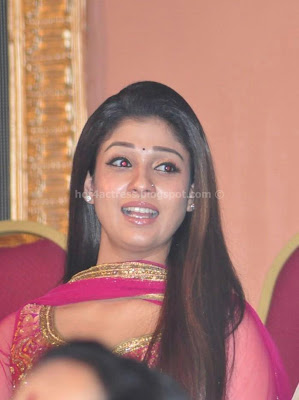Nayanthara latest photo gallery in pink dres
