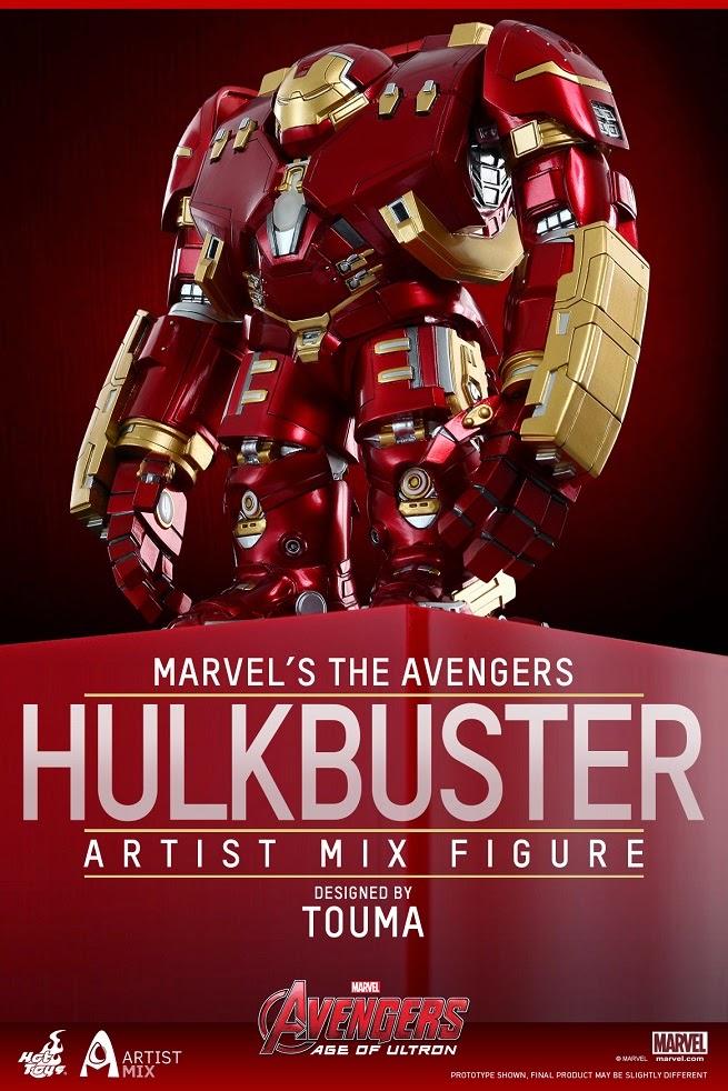 Action Figures: Marvel, DC, etc. - Página 2 Hot-toys---avengers---age-of-ultron---artist-mix-figures-designe-121035