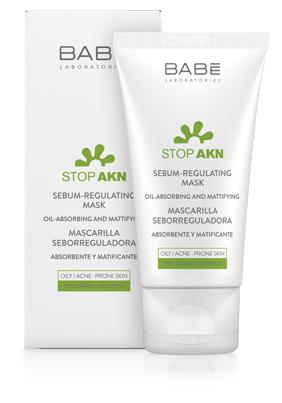 Babe Stop Akn Sebum Düzenleyici Maske 50 ml - Yeni Seri