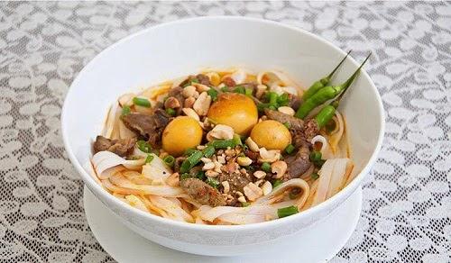 An Dân Corn Vermicelli in Phú Yên Province (Bún Bắp)4