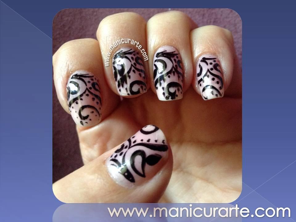 MANICURARTE*: Trucos para un estampado perfecto / stamping tips and ...