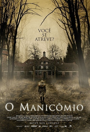 O Manicômio HDRIP legendado Filmes Torrent Download capa