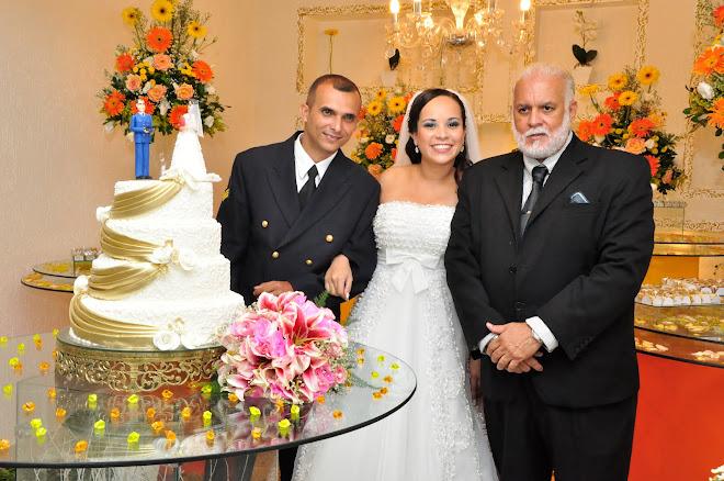 07/01/2012.CASAMENTO DE MARCELO E DANIELE.NO ORQUIDEA CRISTAL.