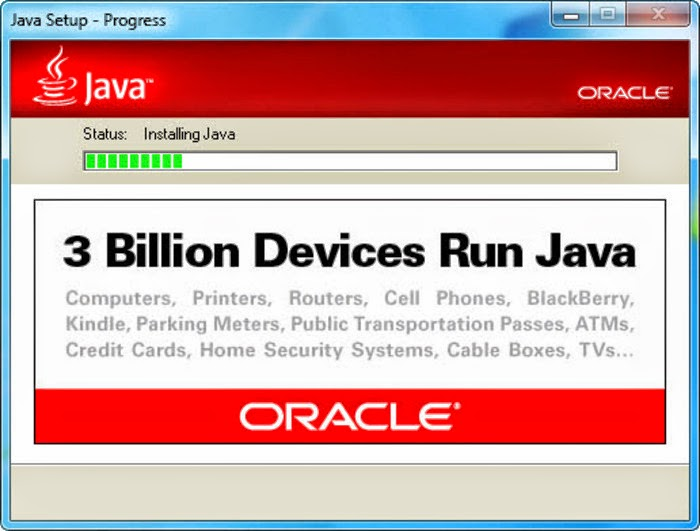 Java JRE 8 Build 11 32Bit & 64Bit Update Terbaru
