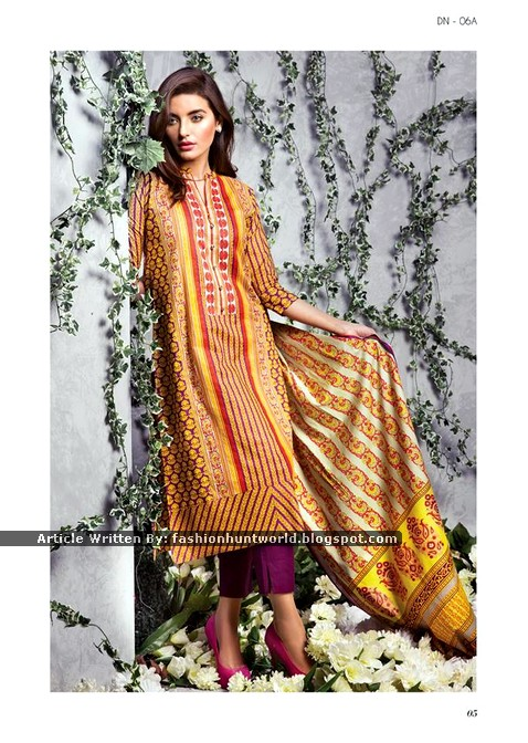 Pret lawn Summer 2015 Collection