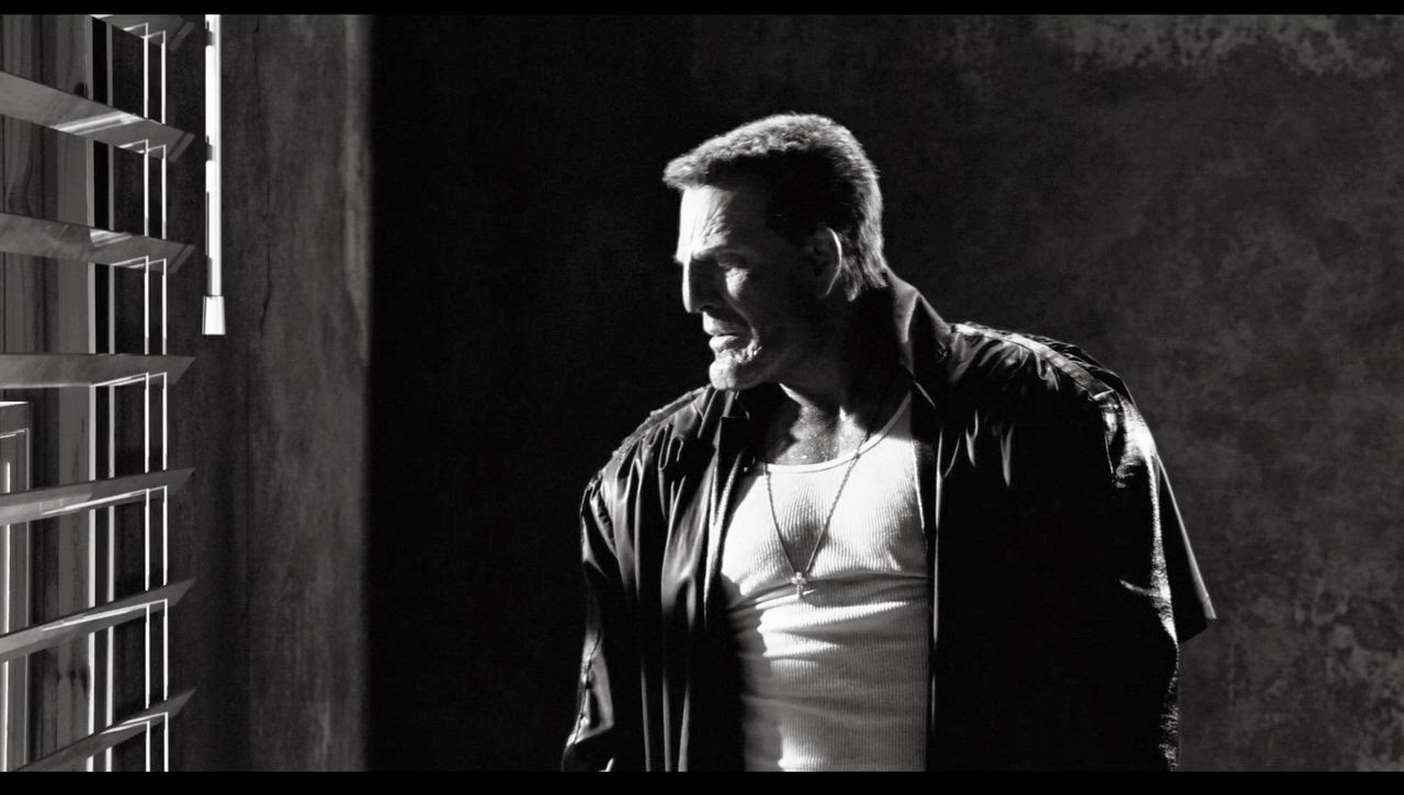The Electric Gorilla: Sin City Research: Character 1 - Marv