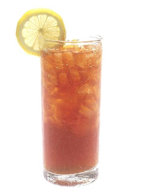 resep cara membuat minuman ice lemon tea segar dan
