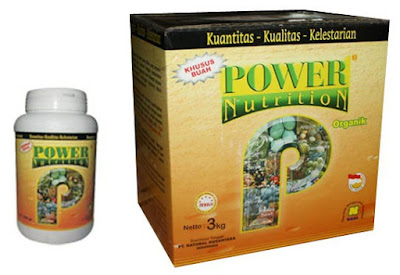 NASA Power Nutrition..!! Nutrisi Alami Tanaman