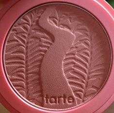 tarte gifts from the lipstick tree amazonian clay blush achiote
