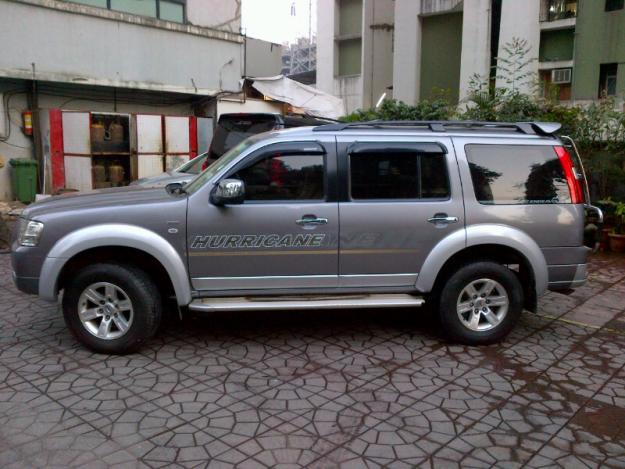 Pictures Of Used Ford Endeavour Hurricane For Sale In Thane Maharashtra