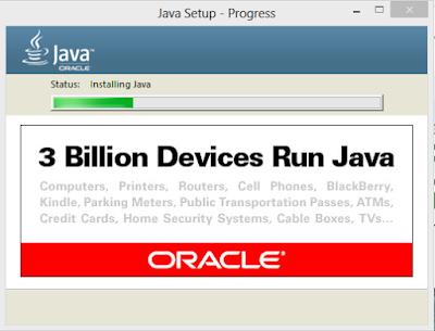 Java Stup in Progress