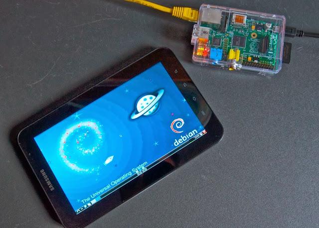 Escritorio remoto Raspberry Pi en Android
