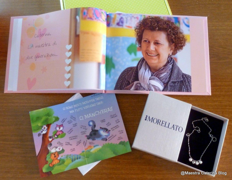 Maestra Caterina Una Meravigliosa Festa Di Pensione