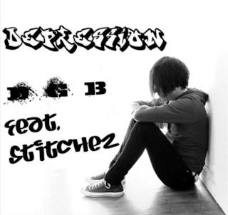 download free mp3 rap Depression - D.G.B feat Stitchez