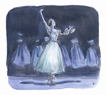 Latest illustration on Ballet News FB Page