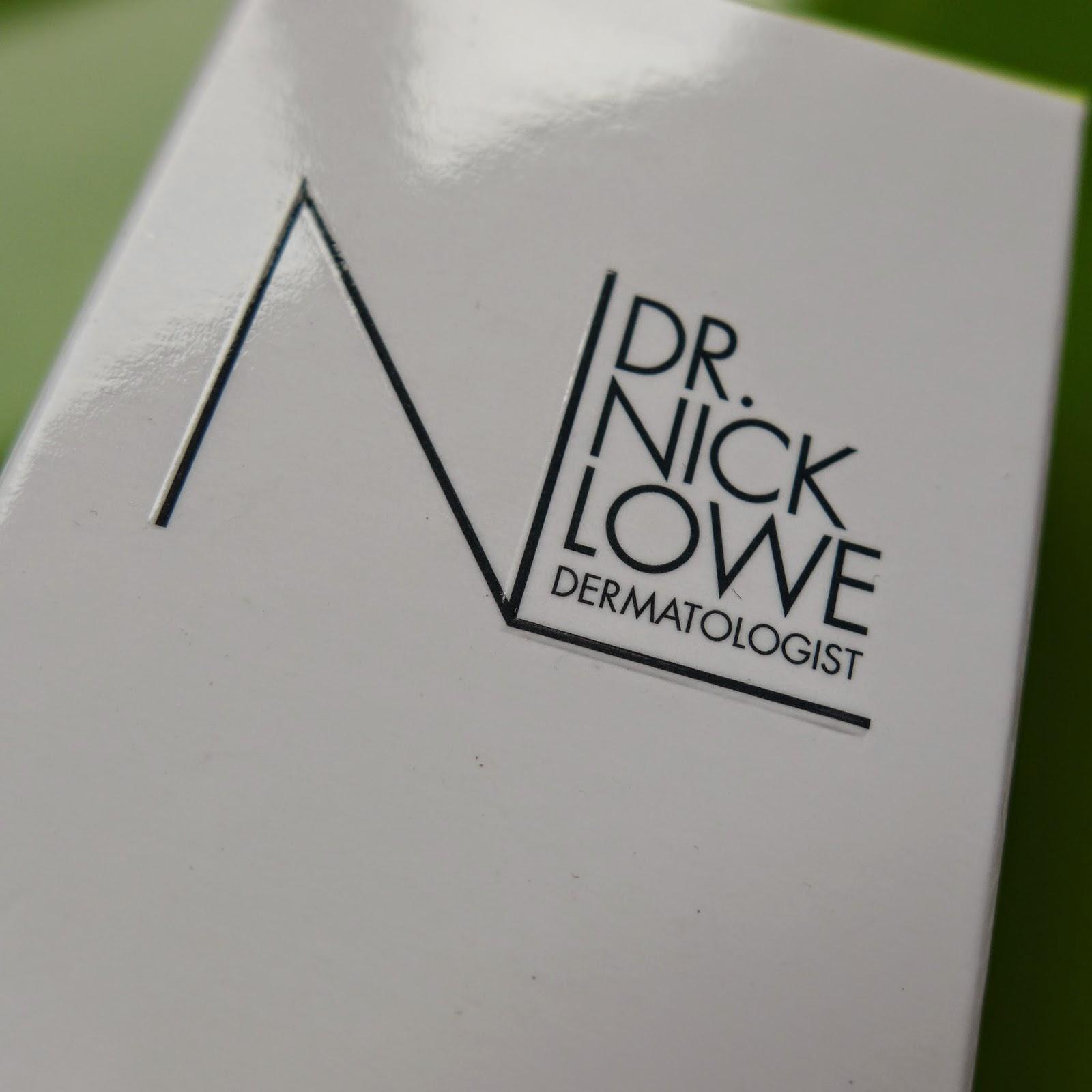 Dr Nick Lowe Spot Gel