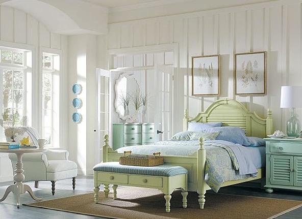 Hydrangea Hill Cottage: Painted Coastal Furniture