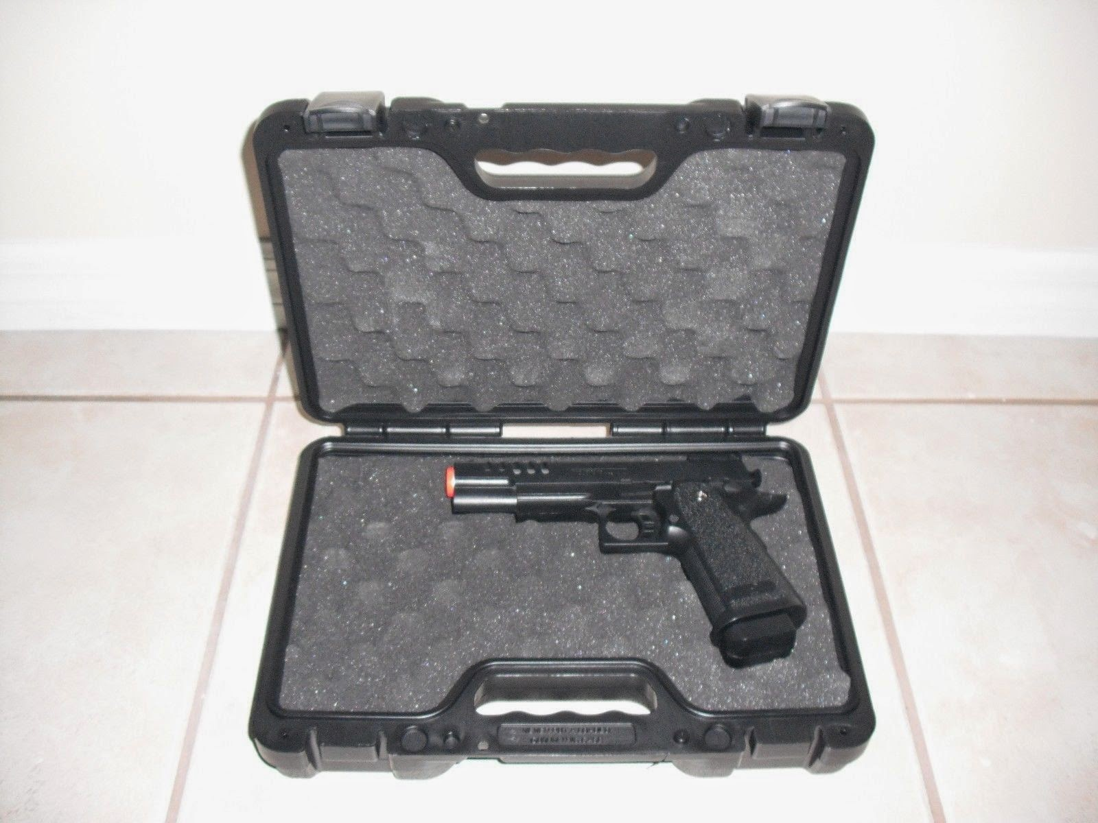 PL5 Pistol Case One Sided
