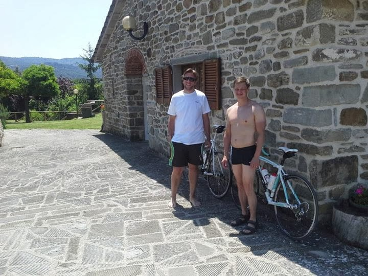 road bike rental in umbria
