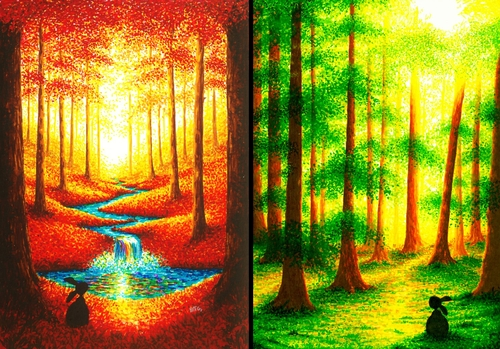 00-XBUDDYFORME-Modern-Impressionist-Style-Applied-to-Vivid-Drawings-www-designstack-co