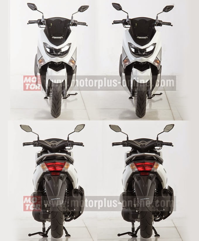 Spesifikasi Yamaha NMAX 155 ABS