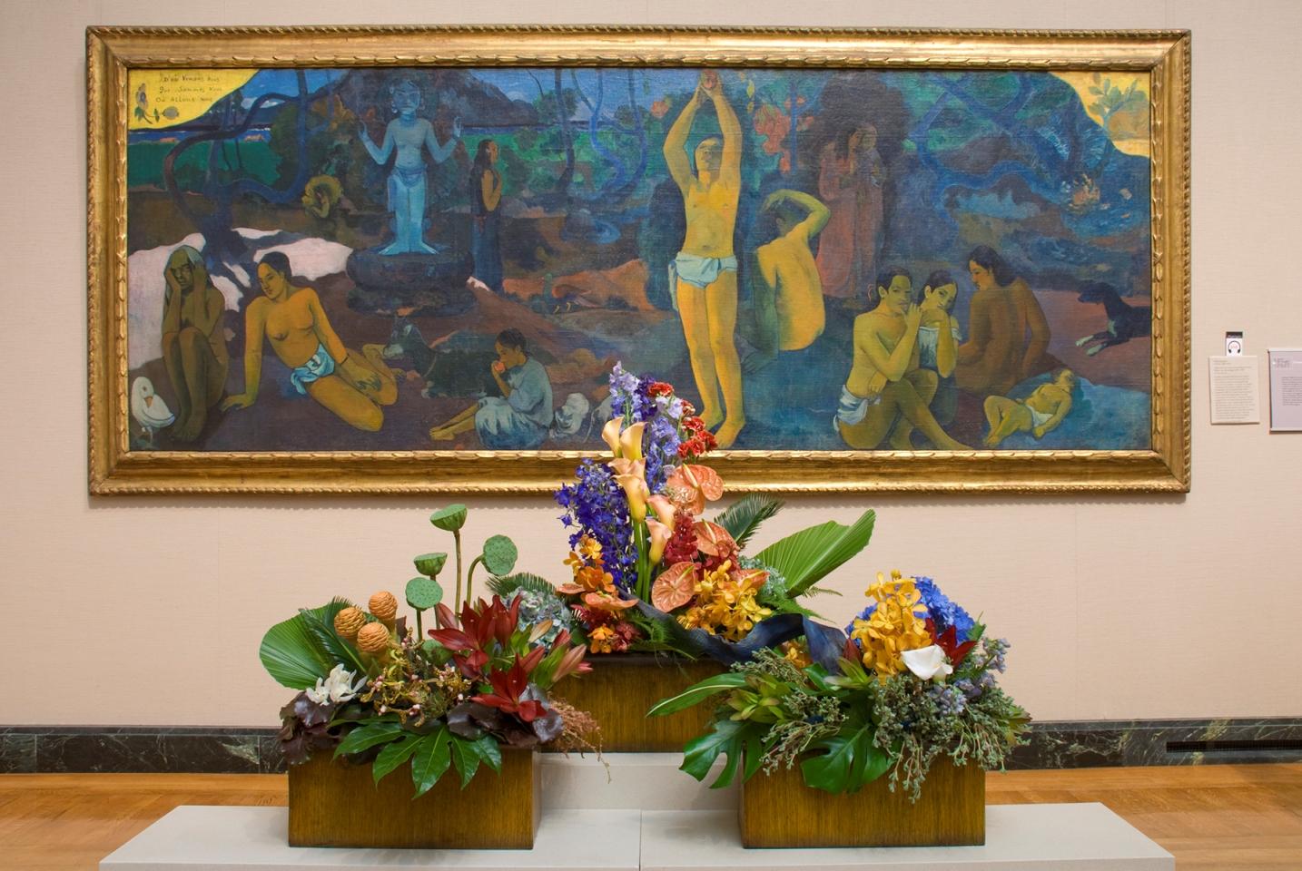 Progressive Near Me >> Progressive Eruptions: Art in Bloom, Museum of Fine Arts, Boston