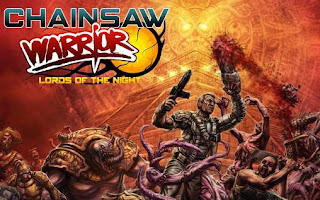 Screenshots of the Chainsaw warrior: Lords of the night for Android tablet, phone.