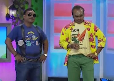 Chala Hawa Yeu Dya | Goa | bhau kadam | kushal badrike | playing as cid | daya and acp praduman