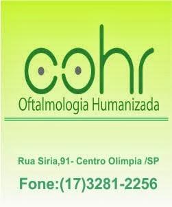 Cohr Oftalmologia