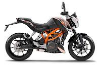 390 Super Duke KTM