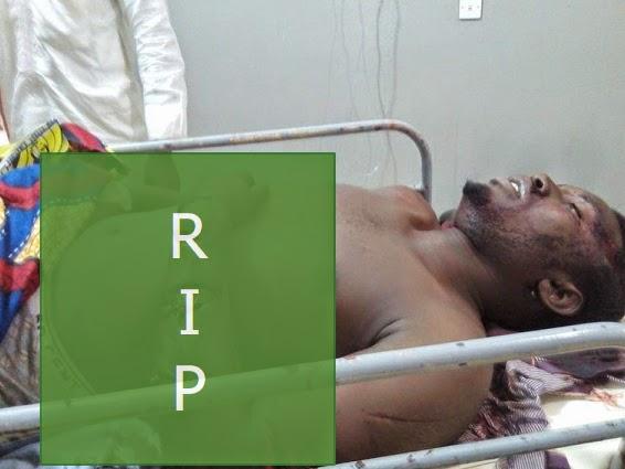 photographer murdered gombe