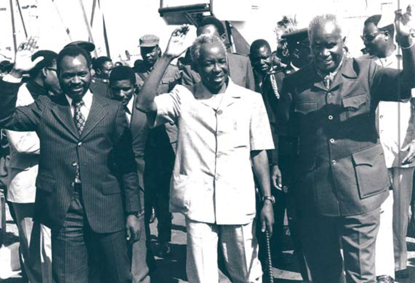 discuss how julius nyerere s policy of african socialism transformed tanzania after independence Nyerere's activities attracted the attention of the colonial authorities and he was forced to make a choice between his political activities and his teaching he was reported as saying that he was a schoolmaster by choice and a politician by accident[17.
