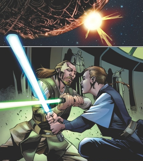 Star Wars - Jedi: El Lado Oscuro nº 1 (Reseña Express)