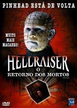 Assistir Filme Hellraiser VII - O Retorno dos Mortos Legendado Online