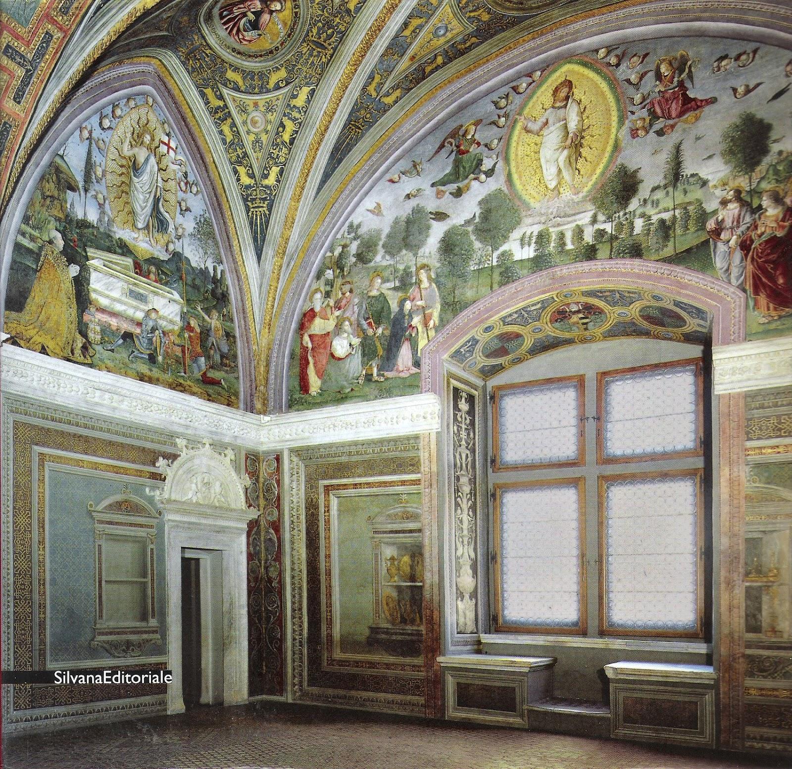 tomaso paynim u0027s page borgia apartments sala dei misteri