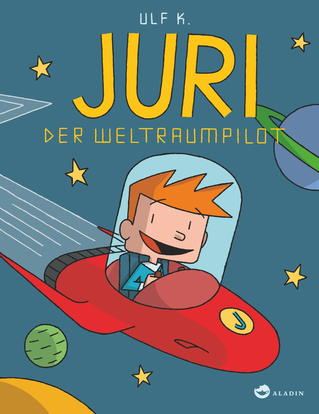 Juri, der Weltraumpilot; 2015