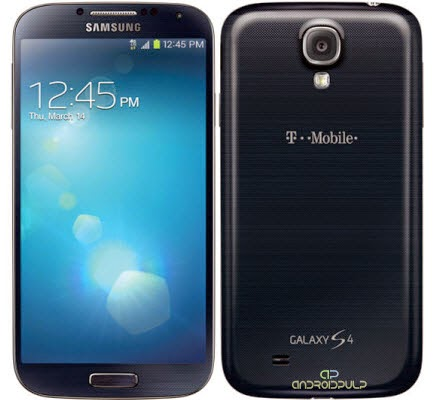 T-Mobile Galaxy S4