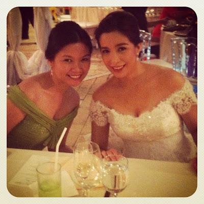 shalani soledad wedding with roman romulo in photos