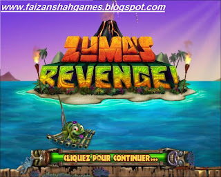 Zuma's revenge free download