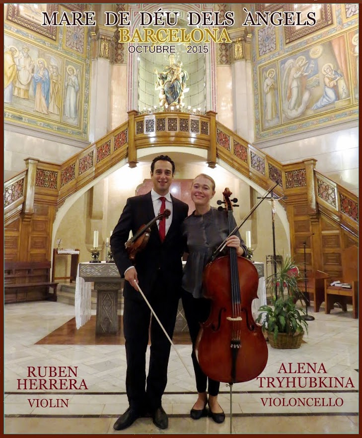 Duo Violín-Violonchelo EUROPA ENSEMBLE