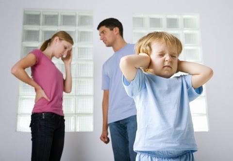 Consecuencias llevar estrés a la Familia