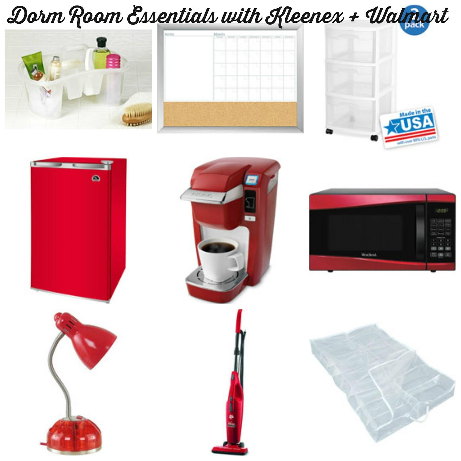 Mermade Moments Dorm Room Essentials With Kleenex Walmart