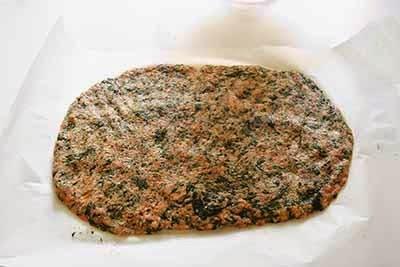 Polpettone con spinaci 8