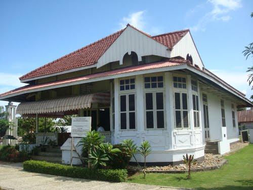 bangunan bersejarah di Bengkulu