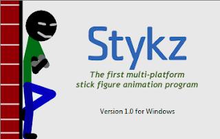 Download Gratis Stykz 1.0.2 Software Pembuat Animasi Bergerak