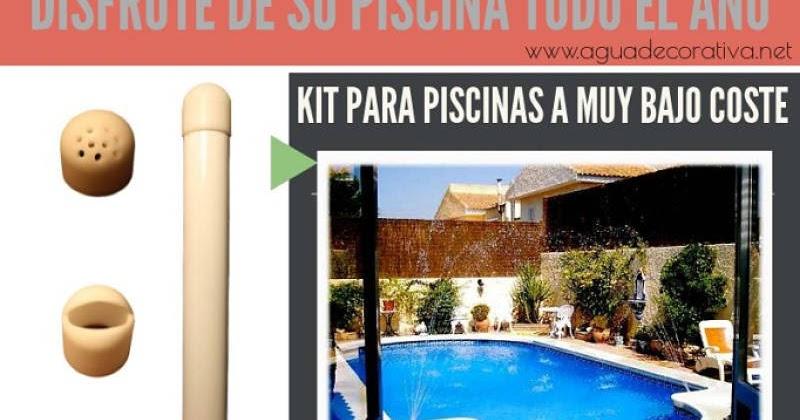 Boquillas para fuentes fuentes para piscinas que no - Fuentes para piscinas ...
