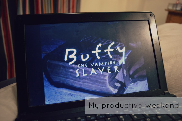 Buffy the vampire slayer blog