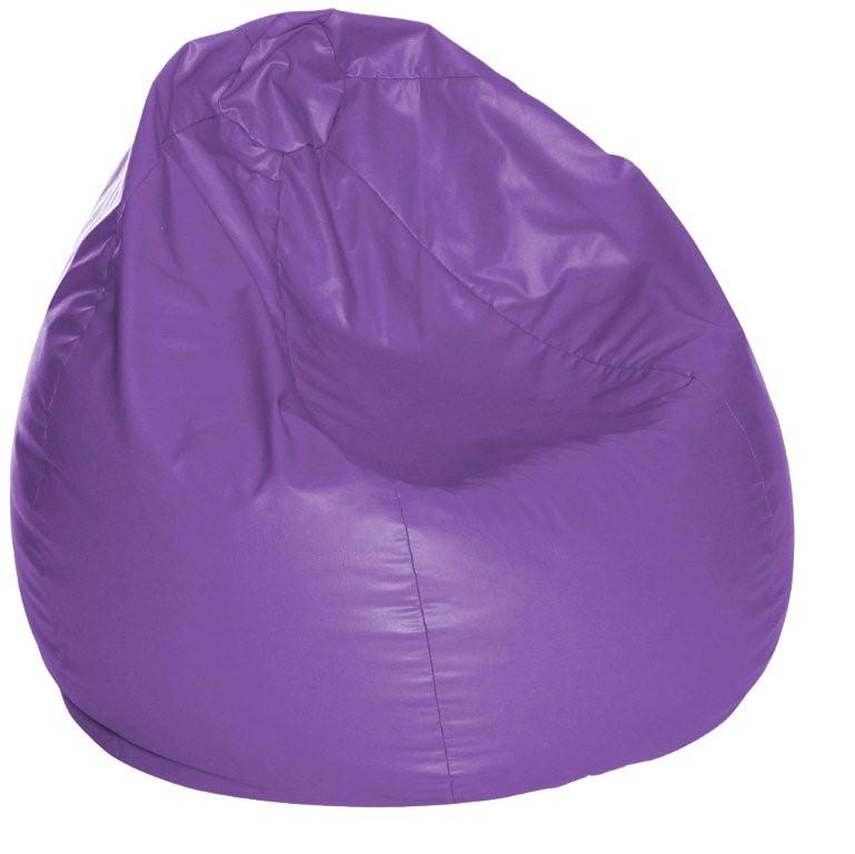 70u0027s PURPLE BEAN BAG CHAIR!