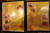Smalltalk Menu - Appetizers, Main Dishes and more!