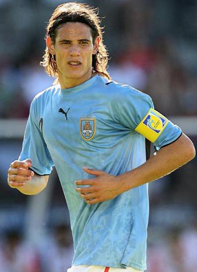 Manchester United Transfer Edinson Cavani